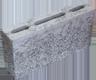 Блоки из тяжелого бетона