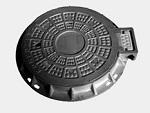 Люк композитный С(В125)  - люк из композитных материалов