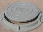 Люк дачный Тип ЛД (А15) - полимерпесчаные люки
