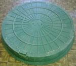 Люк легкий Тип Л (А 30) - полимерпесчаные люки