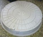 Люк тяжелый Тип Т ( С 250) - полимерпесчаные люки